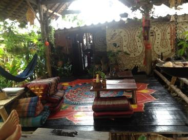 Kundu- our favorite organic veg spot in the islands