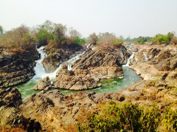 Don Khon waterfall