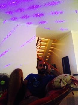 roommate lazer show