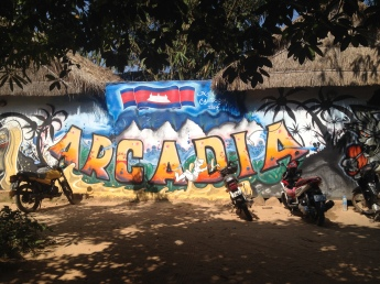 Arcadia backpackers hostel