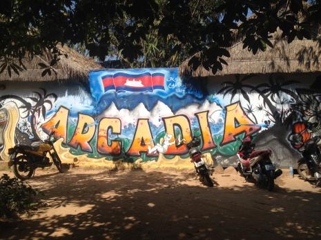 Arcadia backpackers hostel
